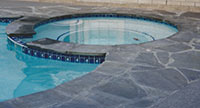 repair a swimming pool